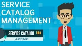 SERVICE CATALOG MANAGEMENT | Learn and Gain - Service Center and Computer Store examples