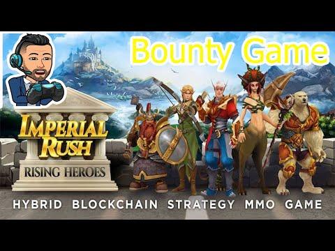 Ganhe dinheiro jogando Games 16.700 tokens - Imperial Rush $