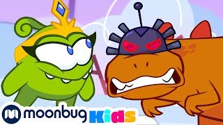 Om Nom Stories - Snow Castles! | Cut The Rope | Funny Cartoons for Kids and Babies | Moonbug TV
