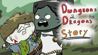 D&D Story: The Hero Of Parnast (Part 1)