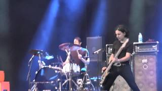 "Danko Jones - Full of Regret "" Live at Gröna Lund"""