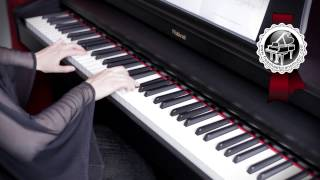 BEETHOVEN - 'Ode to Joy' from Symphony No.9 Easy Piano Version