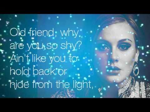 Adele - Someone Like You (Lyrics)