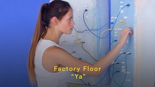 "Factory Floor - ""Ya"" (Official Music Video) 