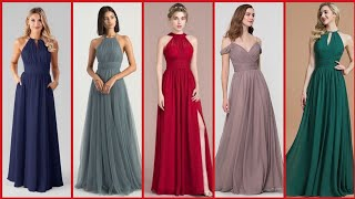 Fabulous Stunning And Elegant Stylish Chiffon Evening Gown /Prom Dresses /Mother Of The Bride Dresse