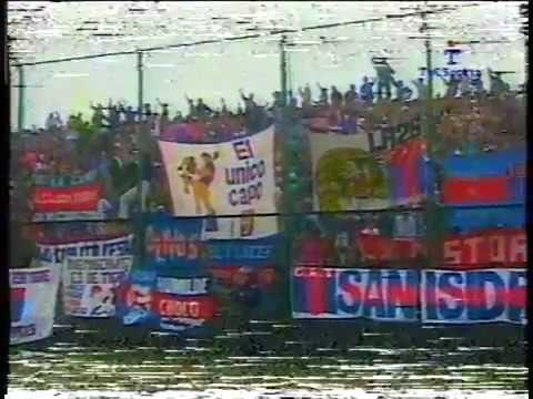 """""""Tigre en El Aguante vs Platense - 2001"""" Barra: La Barra Del Matador • Club: Tigre"""