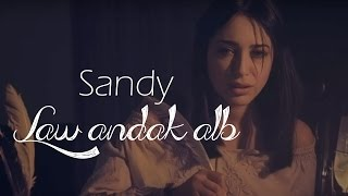 اغاني طرب MP3 Sandy - Law Andak Alb (Lyrics Video) ساندى - لو عندك قلب تحميل MP3
