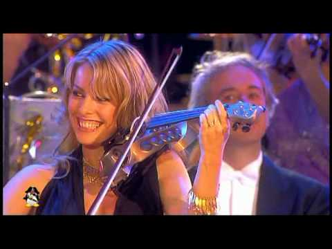 This Andre Rieu Violin Show Turns into a Hilarious Party