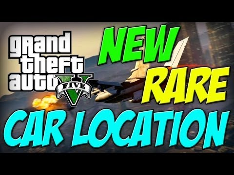 "GTA 5 Online - Rare Secret ""Drifting Car"" (Location!) Rare Karin Intruder"