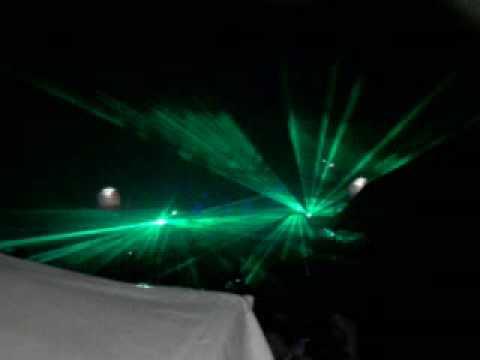 Laser show cuijk