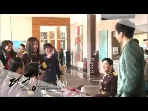 'King 2Hearts' Episode 1 BTS - Lee Seong-gi & Ha Jiwon