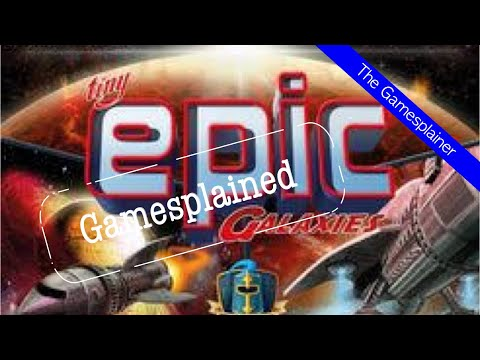 Tiny Epic Galaxies Gamesplained - Follow Up