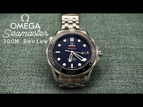 Omega Seamaster 300M Review
