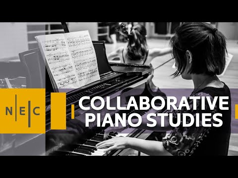 Collaborative Piano Studies at NEC