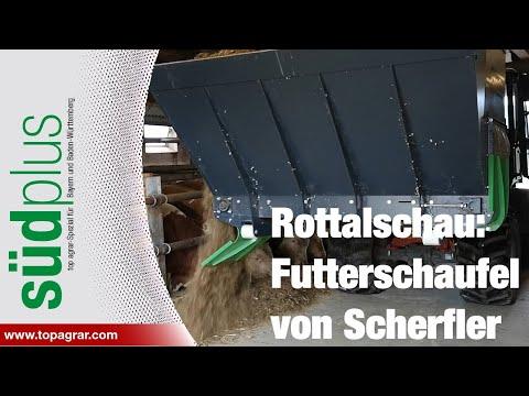 Rottalschau 2019: Scherfler Futterschaufel