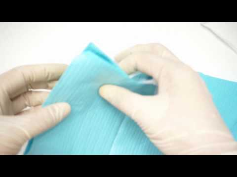 Dental DISPOSABLE TOWELS BIBS 2000 PCS - Treedental