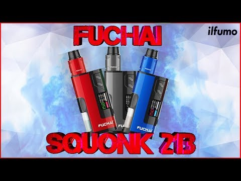 Sigelei Fuchai Squonk 213 Kit