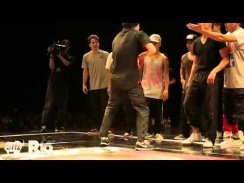 Mỹ vs Hàn Quốc đấu hiphop đỉnh