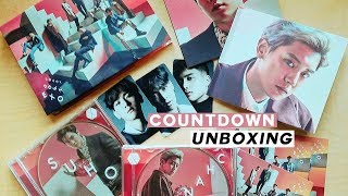 Gambar cover UNBOXING: EXO Countdown Album FIRST PRESS LIMITED EDITION, CHANYEOL, SUHO VER.