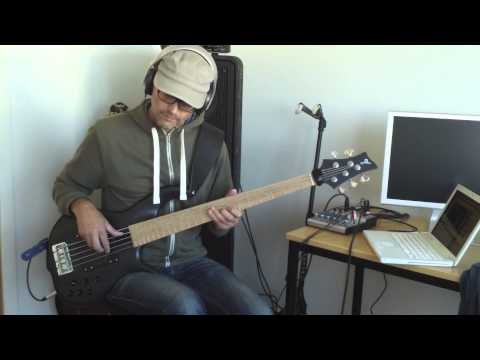 Jackson 5 Medley - Michael Jackson - Bass Play along