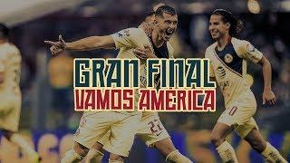 EN VIVO:  Gran Final - América Vs Cruz Azul // Previo