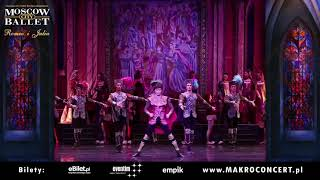 Moscow City Ballet: Romeo and Juliet   Palace Theatre   Manchester