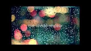 Olvide Respirar (Letra) - India Martínez Con David Bisbal