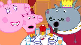 Peppa Pig Official Channel   Peppa Pig and Her Family's Long Train Journey