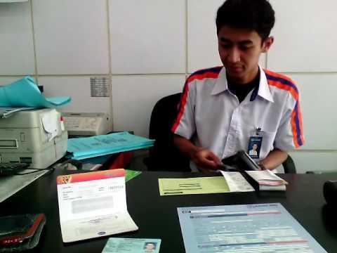 Cara Menabung di Bank BRI terbaru ( Cara Membuat Atm BRI - TIPS MUDAH )