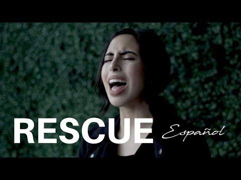 Rescue - Lauren Daigle (SPANISH) | ESPAÑOL Cindy Fuentes