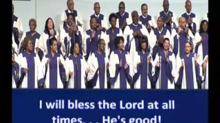 The Fort Bend Church (Church Choir) Sunday, June 4, 2017 10:30 AM