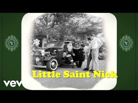 Little Saint Nick (1991 Remix/Lyric Video)