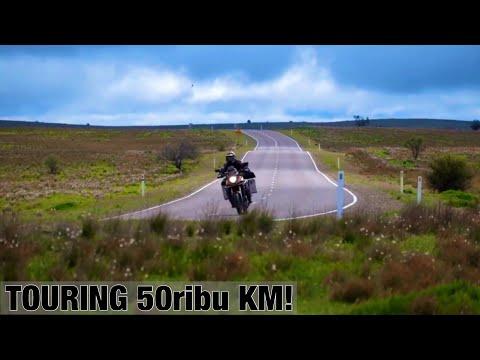 Motoran Keliling Benua Amerika, Mario Iroth Bakal Make Honda Africa Twin Ini!