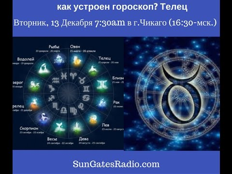 Рита Борд и  Астролог Анна Ласточкина. Как устроен Зодиак? 2-й Знак - Телец