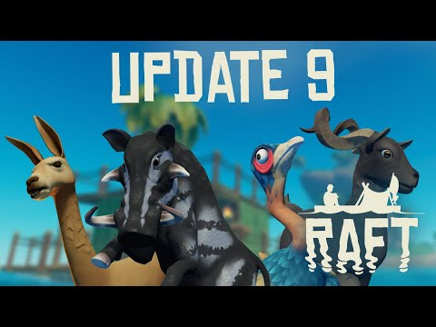 Raft :: The Domesticated Update - Out Now!