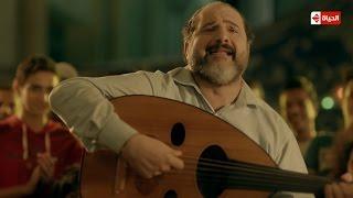 """الأسطورة خالد الصاوي يغني أغنية الصهبجية لـ سيد درويش  في """" هي و دافنشي """""""