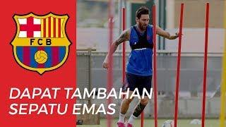 Perolehan Sepatu Emas Eropa Lionel Messi Mengungguli Christiano Ronaldo