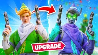 The *NEW* Elf Skin (Fortnite Christmas Update)