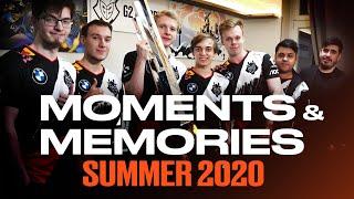 Moments & Memories   #LEC Summer 2020