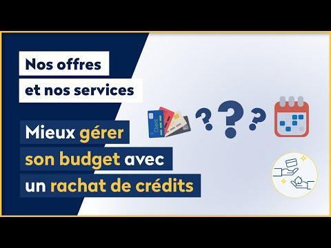 Mieux gérer son budget avec un rachat de crédits ?