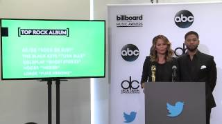 Top Rock Album Finalists - BBMA Nominations 2015