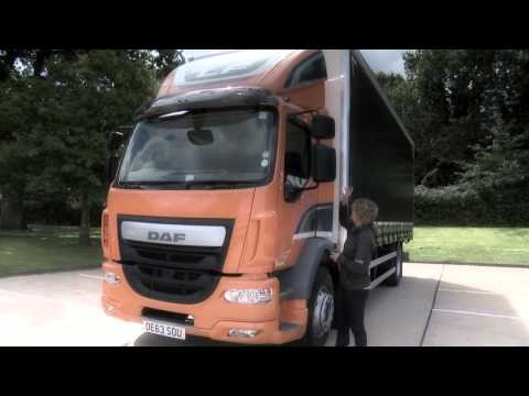 Second part of the DAF LF introduction Euro 6