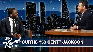 Curtis '50 Cent' Jackson on Working with Eminem & Nicki Minaj's Cousin's Friend's Swollen Balls