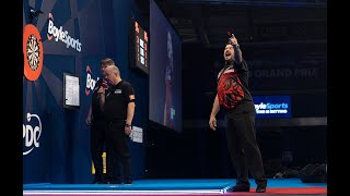"""Jonny Clayton on reaching World Grand Prix final: """"It would mean the world to go all the way"""""""