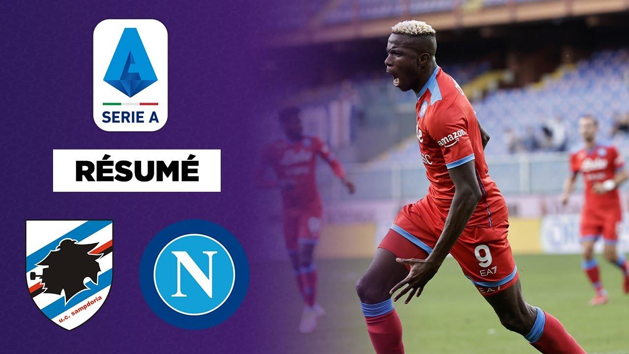 🇮🇹 Résumé - Serie A : Le Napoli au plus que parfait !