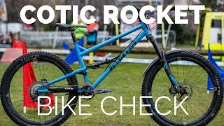 Swinny 2018 Cotic Rocket bike check