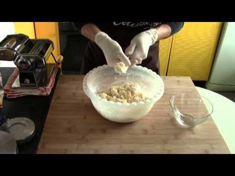 Pasta fresca all'uovo senza glutine