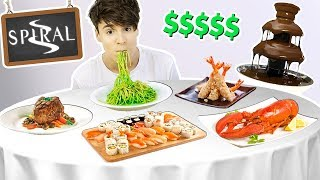 best & biggest ALL YOU CAN EAT BUFFET in the world - Video Youtube