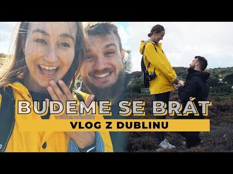 Budeme se brát! | VLOG Z DUBLINU