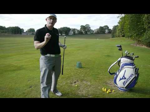 How To Hit A Draw Golf Lesson